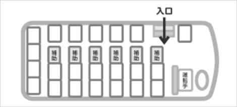 三菱ローザ28-map